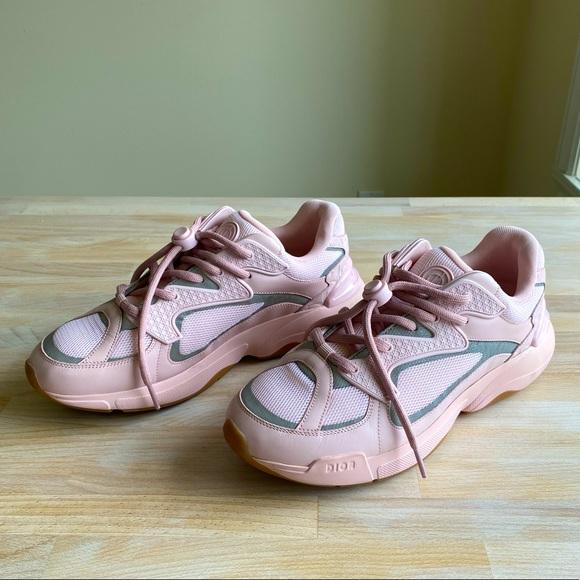 Christian Dior Pink B24 Sneakers